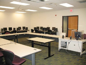 Library Instruction Classroom