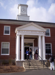 The Levin Library